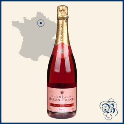 Baron-Fuenté Rosé Dolorès