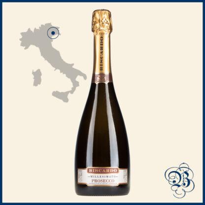 Biscardo Prosecco Spumante Extra Dry